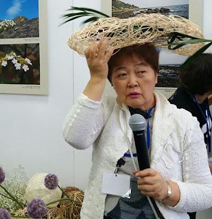 sogetsu ikebana hokkaido takako nishimura