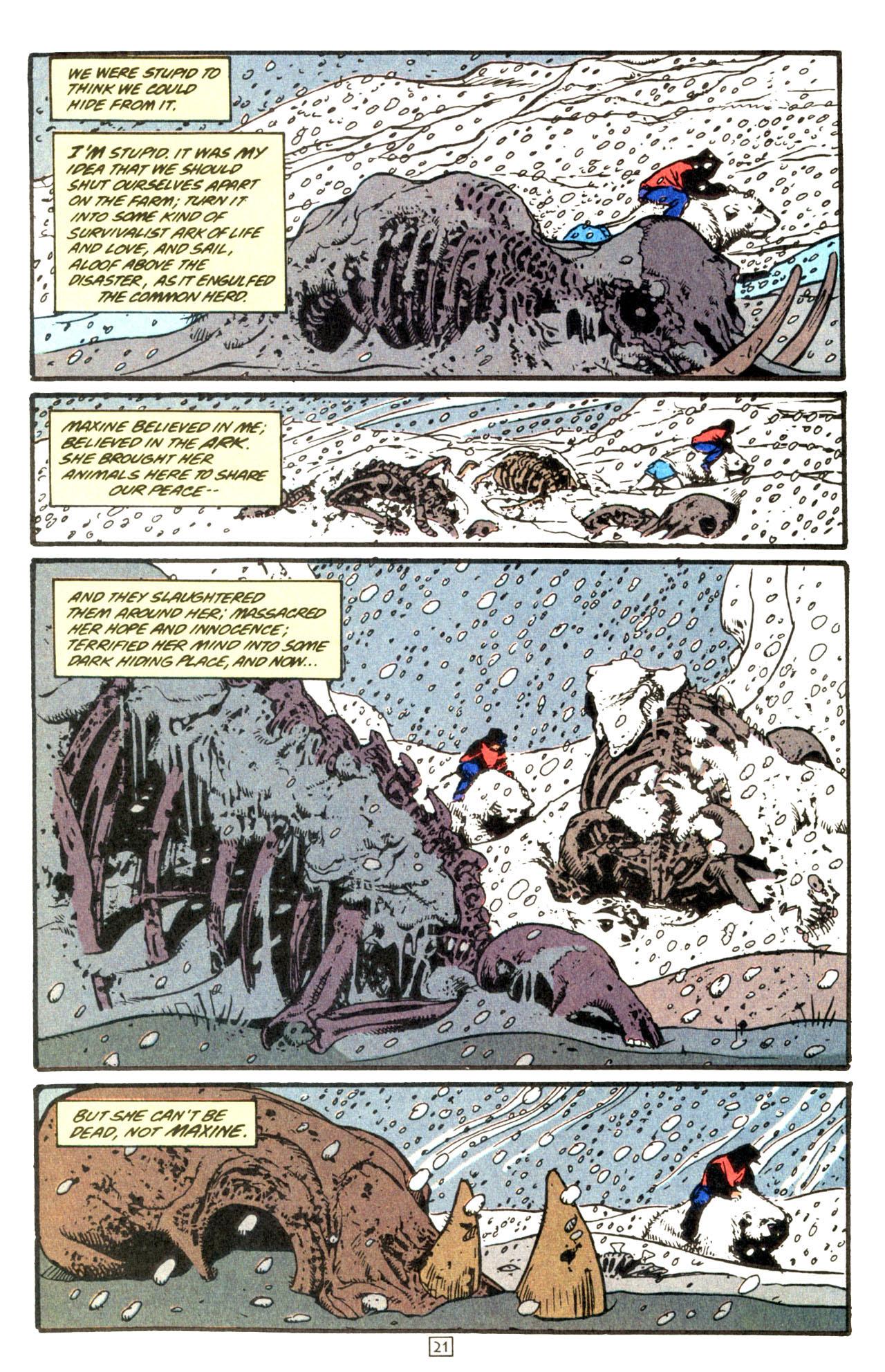 Read online Animal Man (1988) comic -  Issue #69 - 22