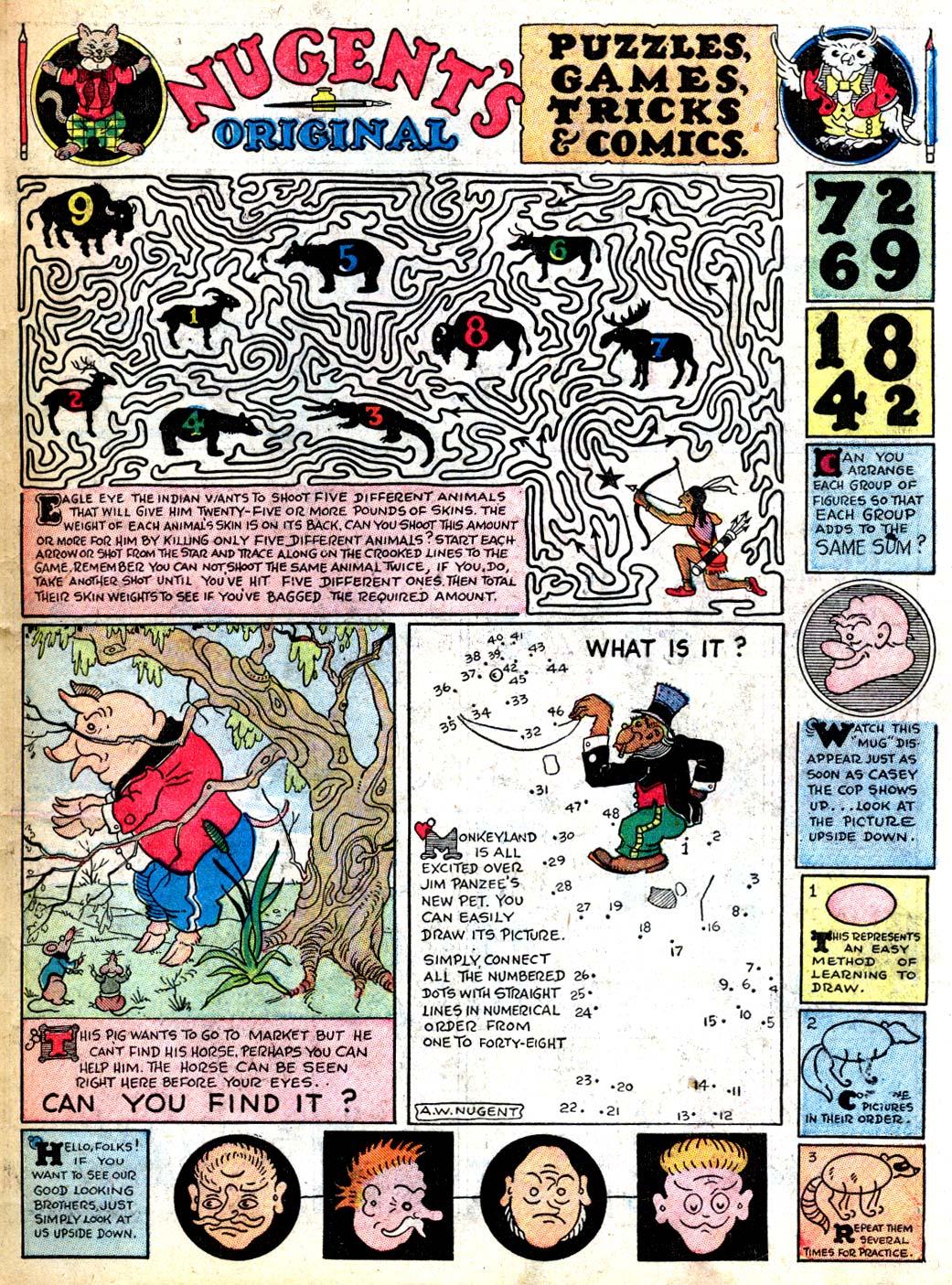 Read online All-American Comics (1939) comic -  Issue #6 - 49