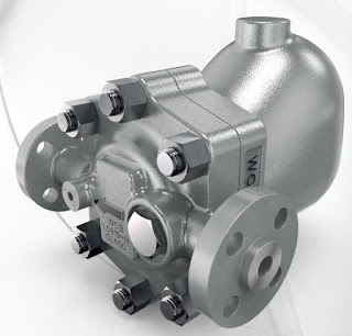 steam trap high pressure float type