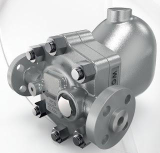 steam trap high pressure float type