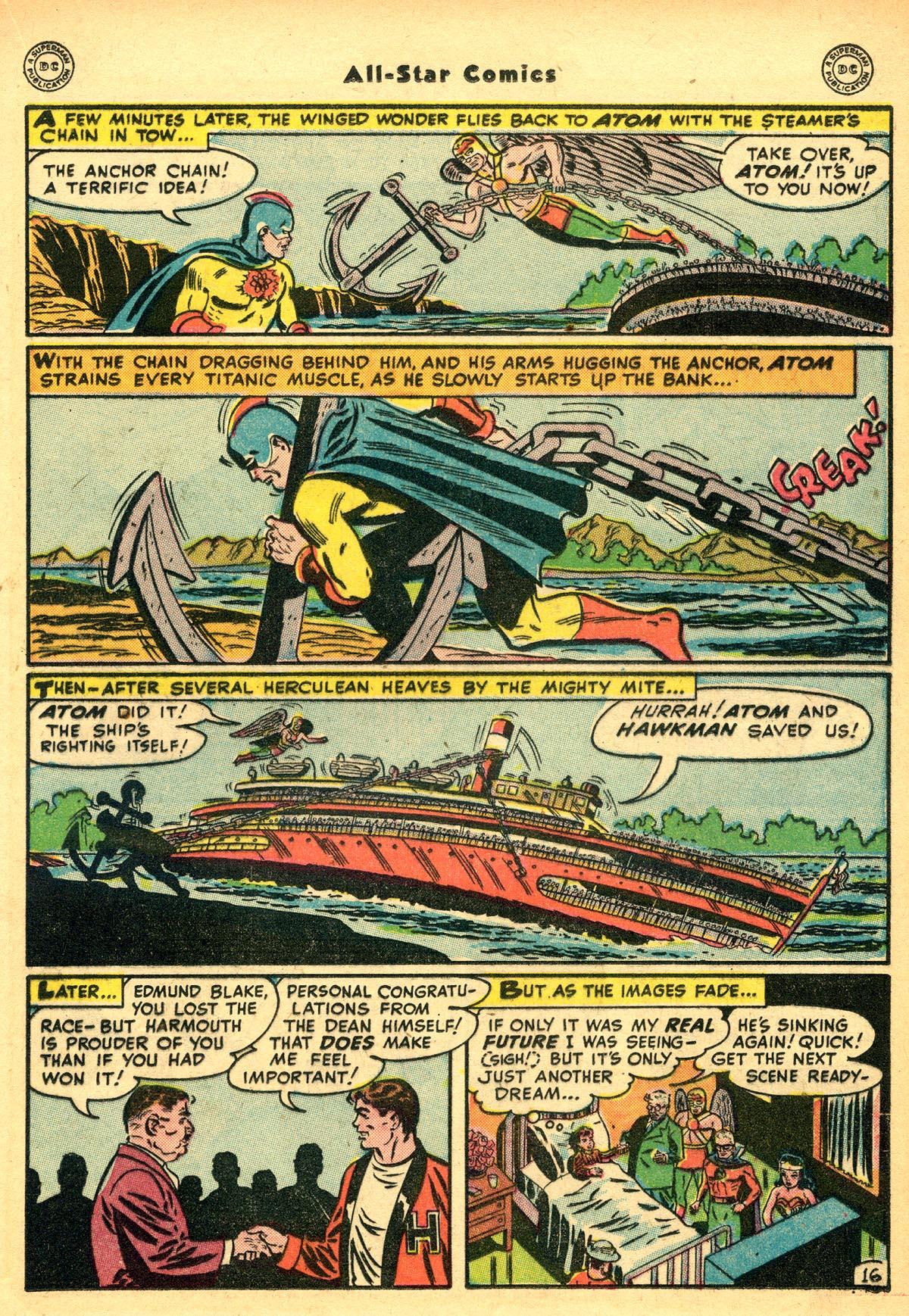 Read online All-Star Comics comic -  Issue #48 - 19