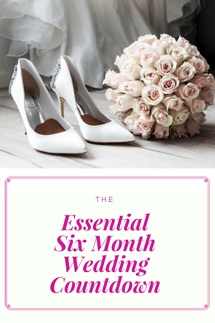 The Essential Six Month Wedding Countdown