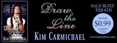 Sales Blitz:  Draw the Line – Kim Carmichael