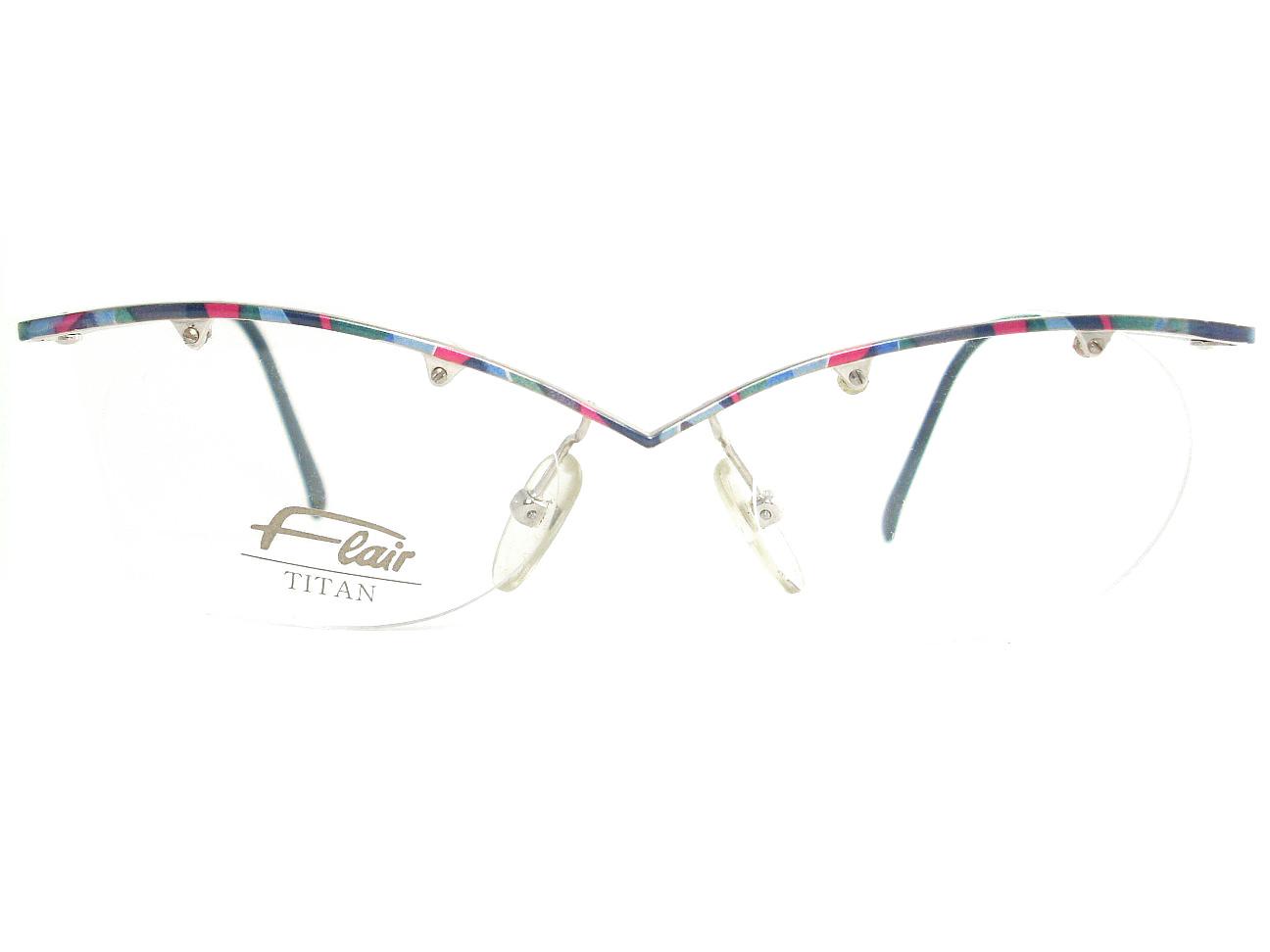 Vintage Eyeglasses Frames Eyewear Sunglasses 50S: Vintage Cat Eye ...