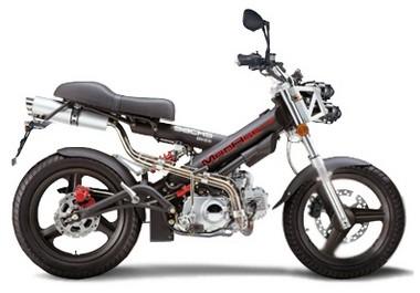 Harga Motor Minerva MadAss