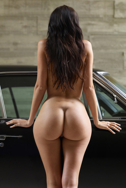 Sexy naked butts