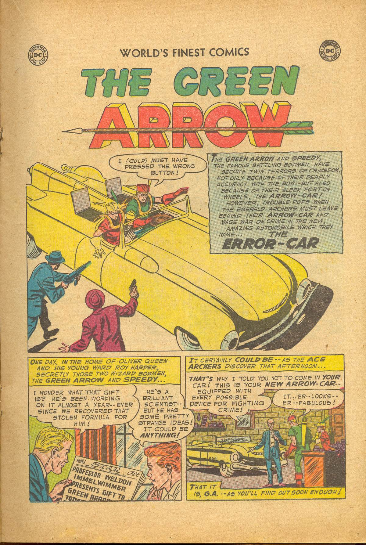 Read online World's Finest Comics comic -  Issue #83 - 17