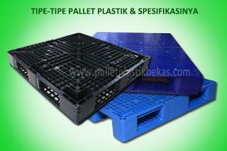 Mengenal Tipe Pallet Plastik (Palet Plastik) dan Spesifikasinya