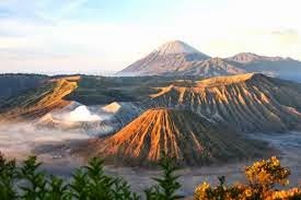 Mount Bromo at Pananjakan