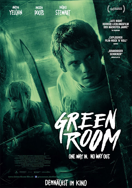 Green Room | Recensissimo