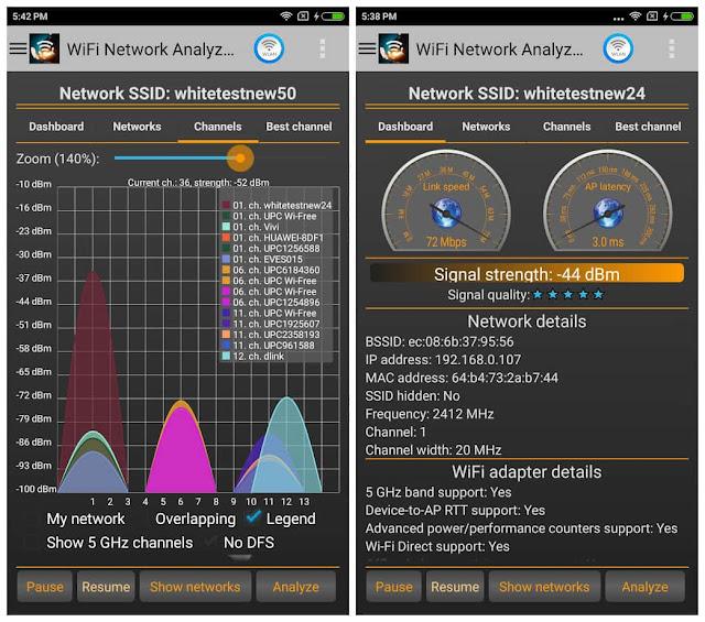 wifi analyzer pro apk free download