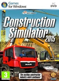 Download Game Construction Simulator 2015 PC Full Version Terbaru