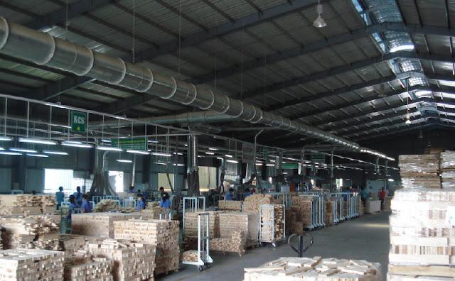 hệ thống xử lý bụi công nghiệp