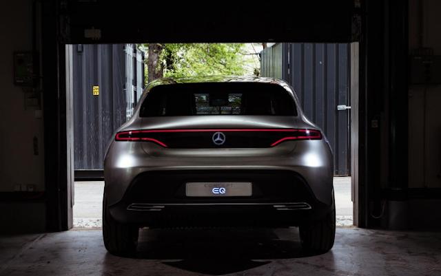 2019 New Mercedes EQ Concept Ride Reviews
