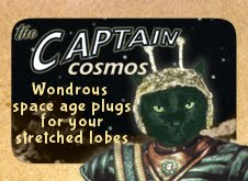 Captain Cosmos Plugs