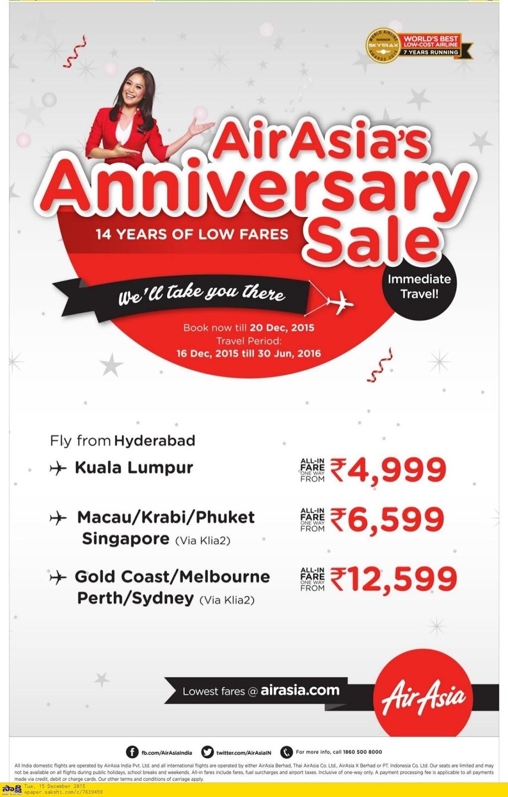 a41a4b033f3 Air Asia Anniversary sale