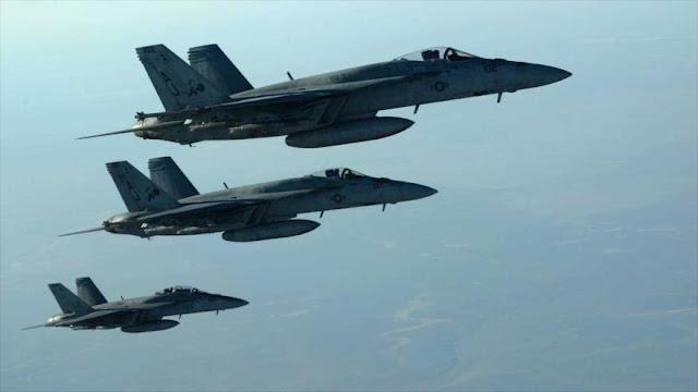 Coalición de EEUU reconoce matanza de 1190 civiles en Siria e Irak