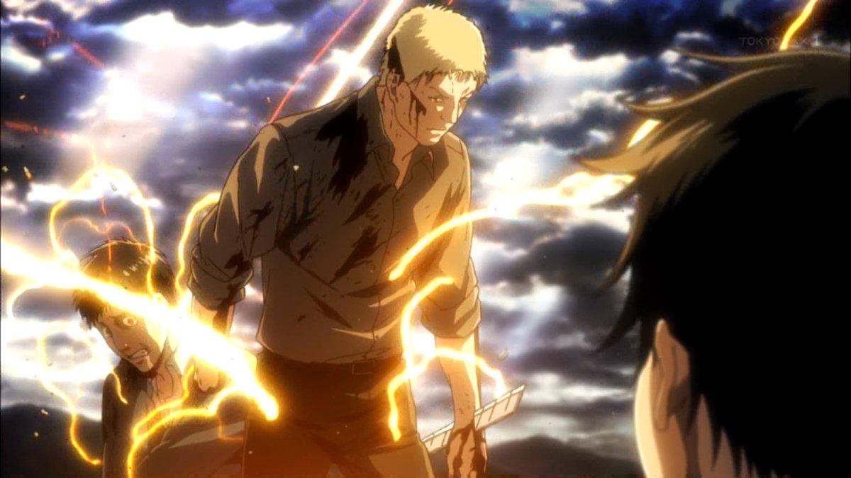 アニメ「進撃の巨人S2」31(6)話感想:人類をここまで追い詰めた種悪の根源との白熱バトルが始まる!