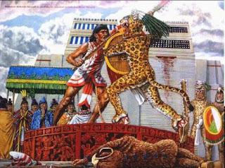 guerras floridas aztecas