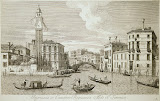 View of S. Geremia by Antonio Visentini - Cityscape Art Prints from Hermitage Museum