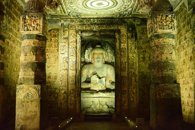 Grotte d'Ajanta