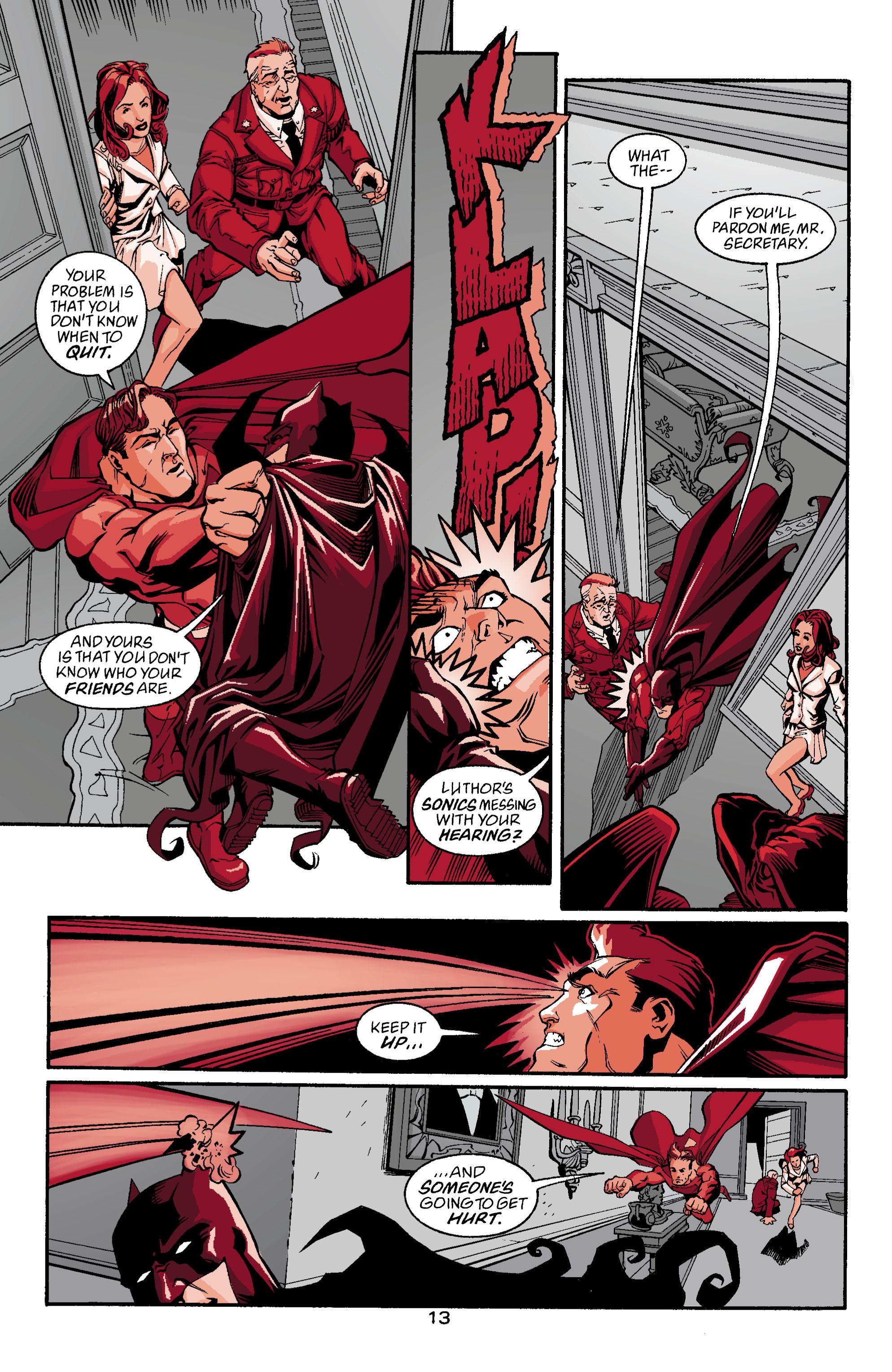 Detective Comics (1937) 756 Page 13