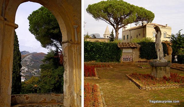 Jardins da Villa Cimbrone, Ravello, Costa Amalfitana