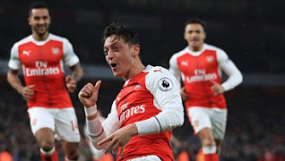 Arsenal vs Stoke City 3-1 Video Gol & Highlights
