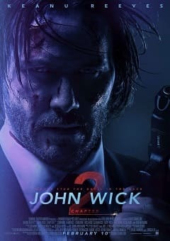 John Wick 2 - Um Novo Dia Para Matar BluRay Torrent Download