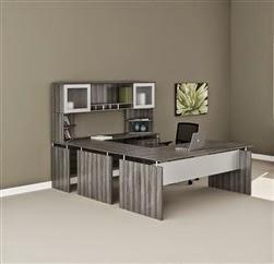 Medina Straight Front U Desk