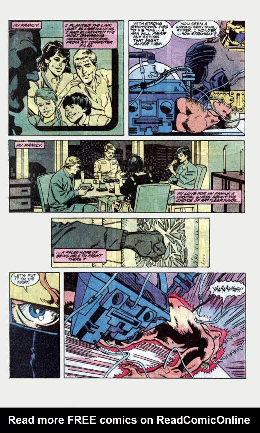 Read online Armageddon 2001 comic -  Issue #1 - 45