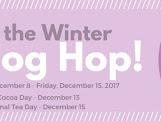 Coffee Loving Cardmakers Winter 2017 Blog Hop