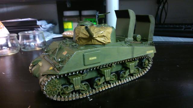 US Marines M4 Sherman (Italieri - 1/35) DSC_0089