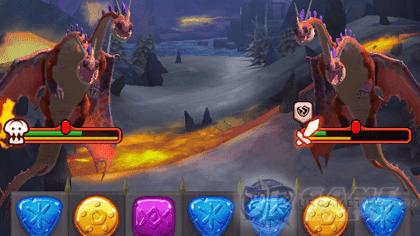 Dragons Titan Uprising - Sword and Skull