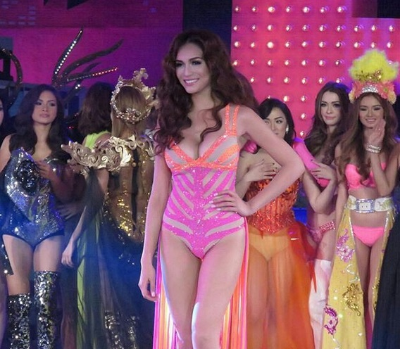 Kapuso star Jennylyn Mercado leads FHM 2015 Victory Party