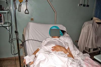 رجل ادخل عروسته بليله زفافه المستشفى 5 اشهر لتتعالج والسبب ...