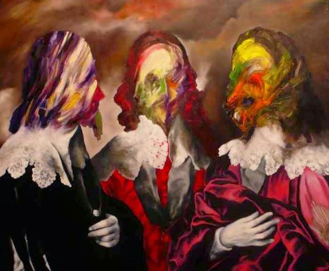 Итальянский художник. Alessandro Pagani