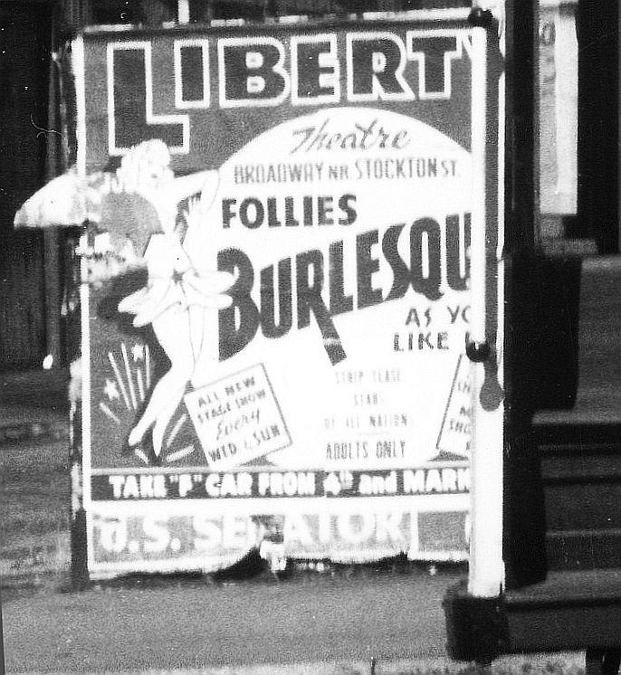 San Francisco Theatres: The Liberty Theatre