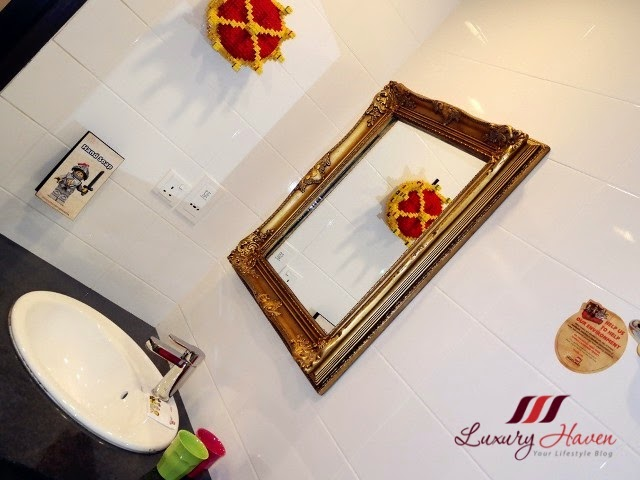 legoland hotel malaysia resort lego bathroom review