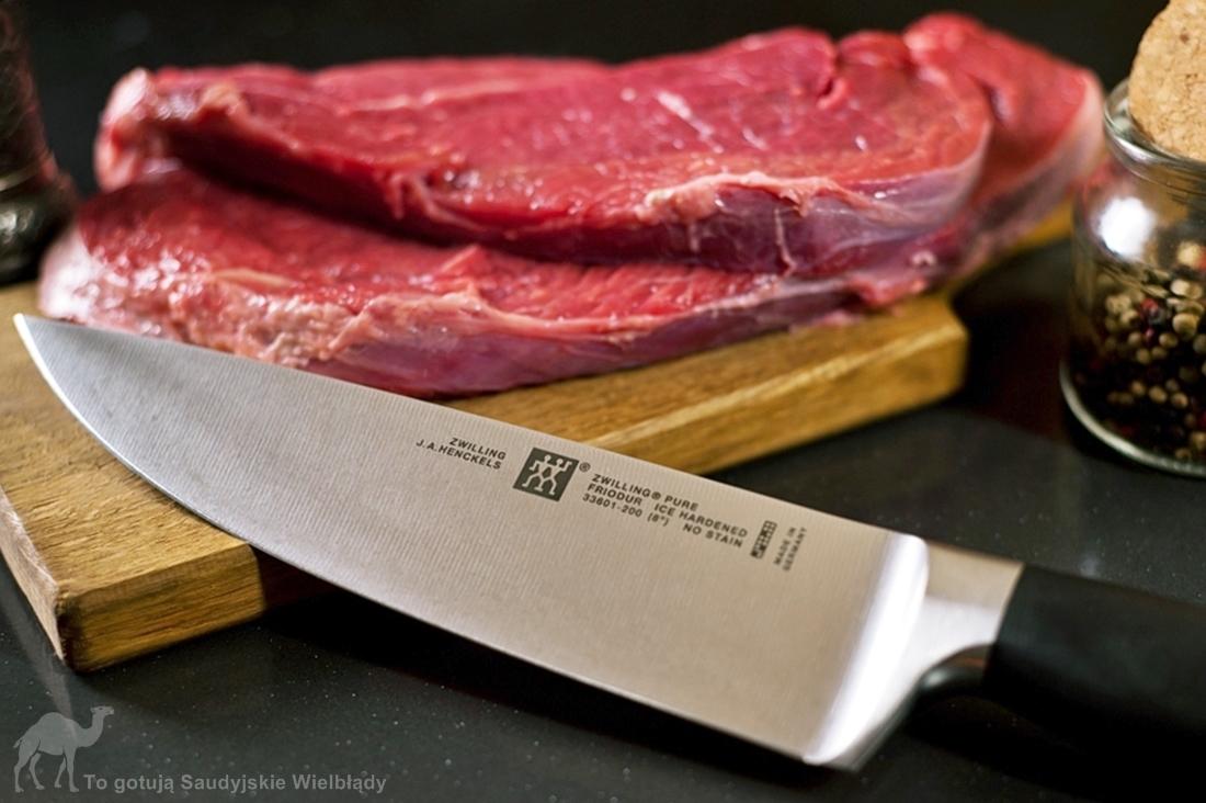Stek wołowy - z jakiego mięsa, jak usmażyć ?