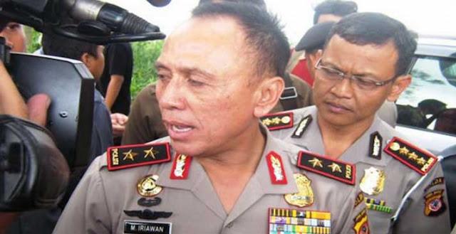 Wow, PDIP Bakal Usung Irjen Iriawan Cagub Jabar, Emil Masih Sibuk Cari Tiket
