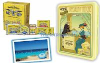 Logo Angelo Parodi : vinci 184 forniture di prodotti , un viaggio a Favignana e 130 premi sicuri (confezioni in Latta)