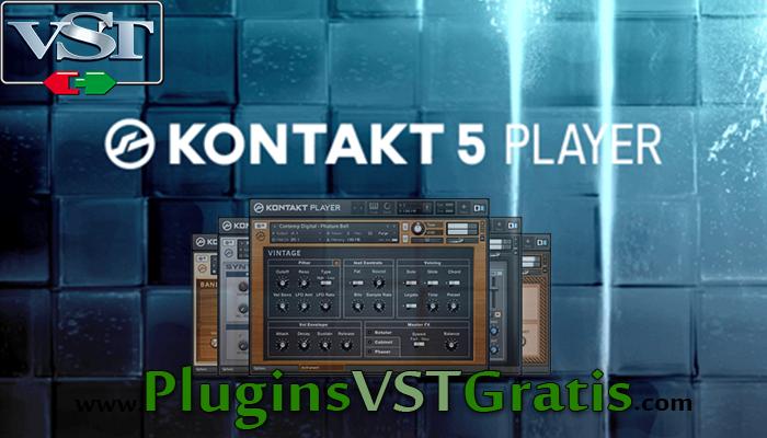 Kontakt 5 Player Grátis + Factory Library com 50 Instrumentos