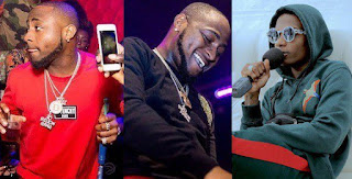 Is it Wizkid?? Who is Davido Shading? See What he Posted Online (Photos)