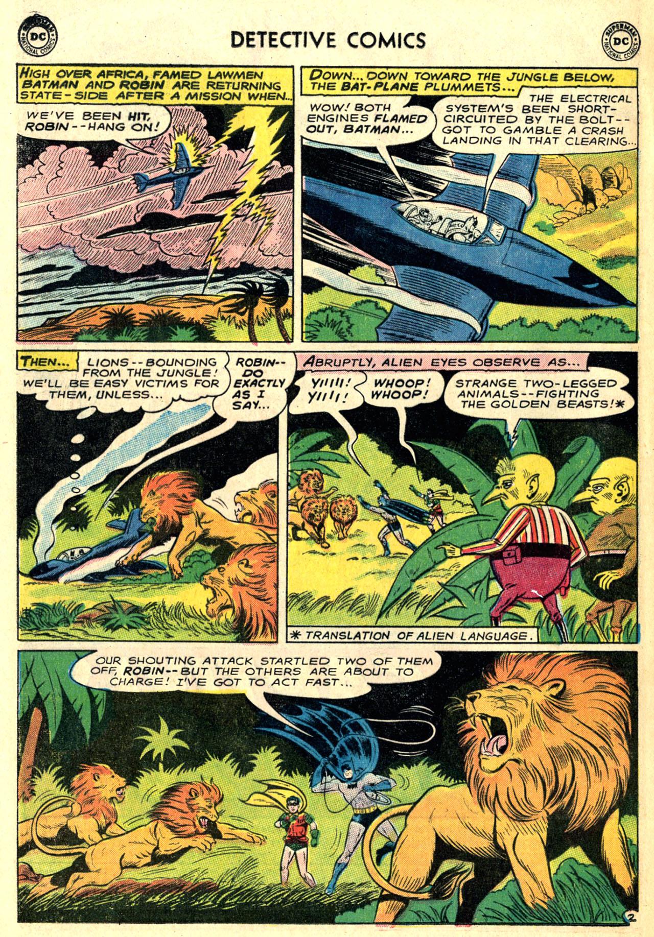 Detective Comics (1937) 326 Page 3