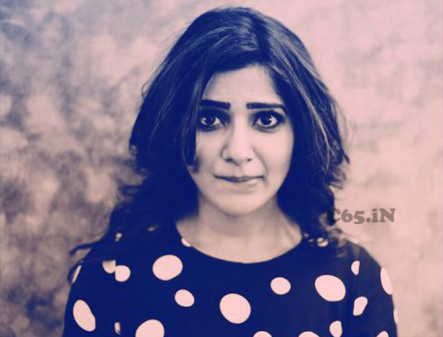Samantha Cute Twitter Photos Latest