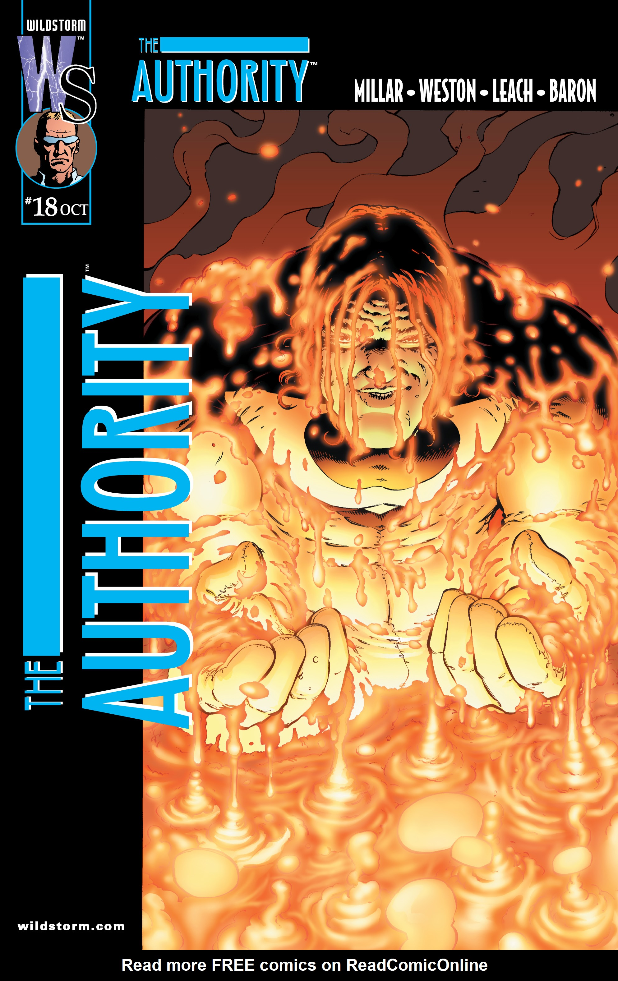 The Authority (1999) 18 Page 1