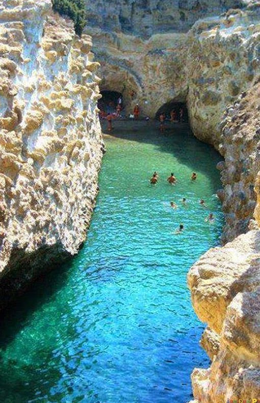 Greece Milos Island Papafragas Beach