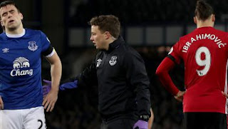 Everton vs Manchester United 1-1 Video Gol & Highlights